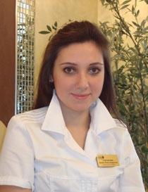 Степанова Елена Александровна