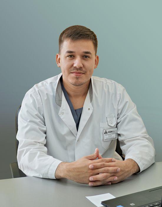 Палкин Евгений Сергеевич