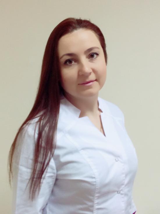Чередникова Анна Сергеевна