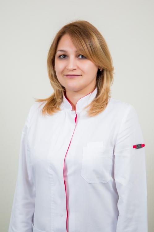 Ямалитдинова Регина Рифатовна