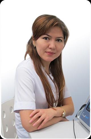 Кадышева Айдай Туменбаевна