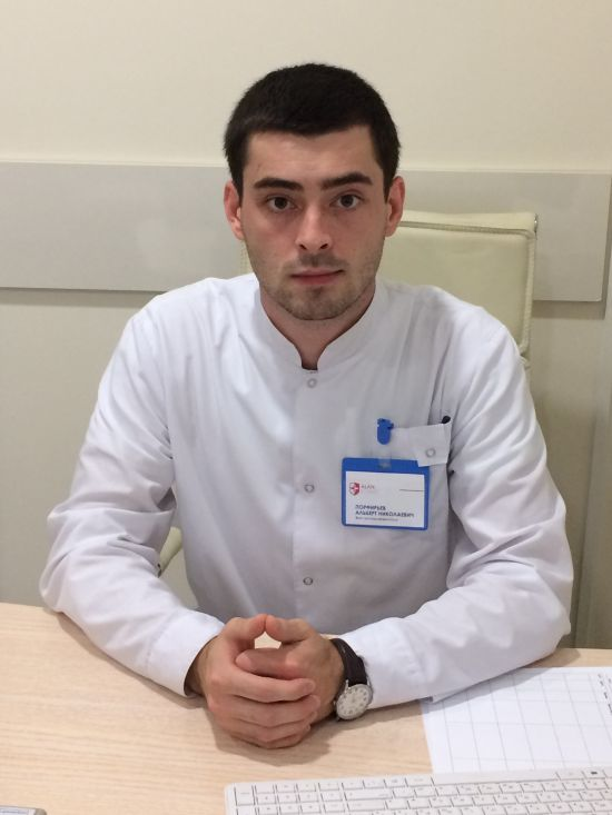 Порфирьев Альберт Николаевич