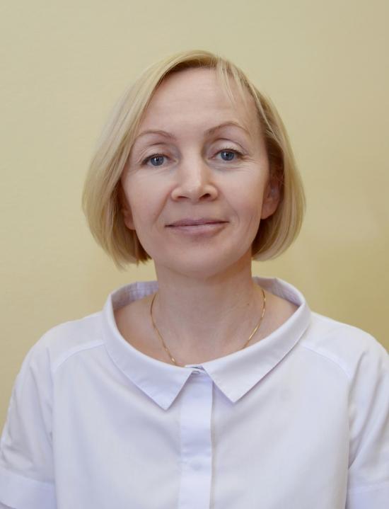 Спиридонова Елена Дмитриевна