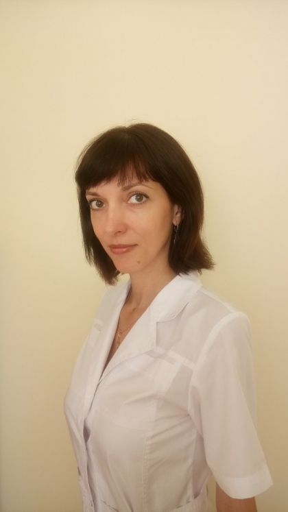 Остапенко Анна Владимировна