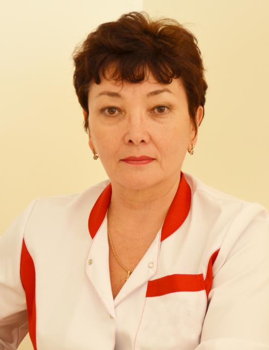Рахимова Индира Эмировна
