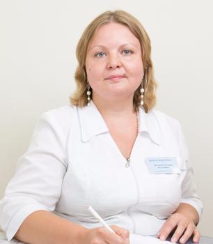Кузьмина Юлия Олеговна