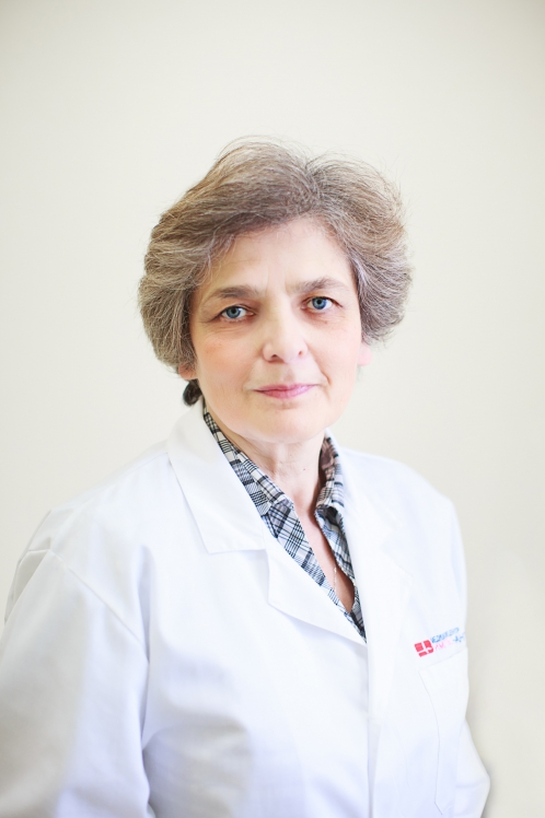 Петровская Елена Олеговна