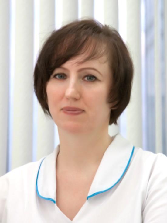 Горяйнова Марина Александровна