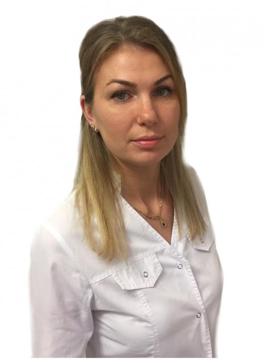 Воробьева Ирина Сергеевна