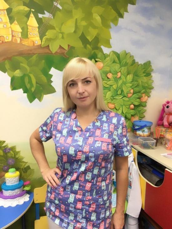 Волвенкина Ирина Геннадьевна