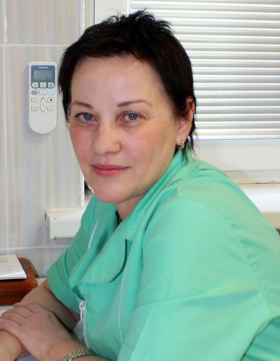 Курицына Ирина Николаевна