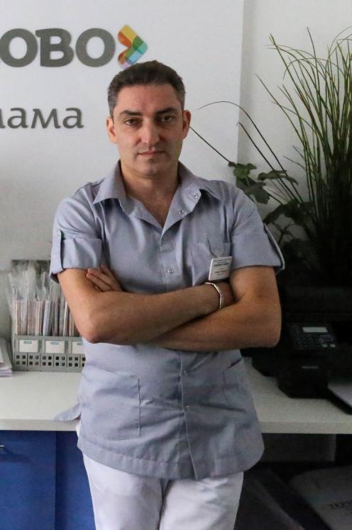 Ичмелян Альберт Мисакович