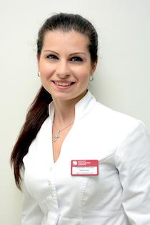 Симонян Татьяна Юрьевна
