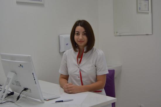 Спандерашвили Теона Паатовна