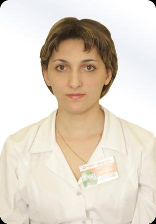 Манучарянц Бела Георгиевна
