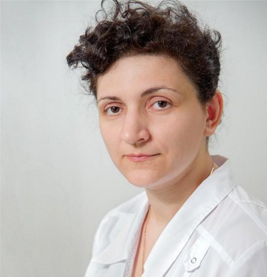 Богатырева Лариса Алексеевна