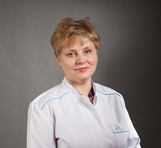 Арлашина Ольга Анатольевна