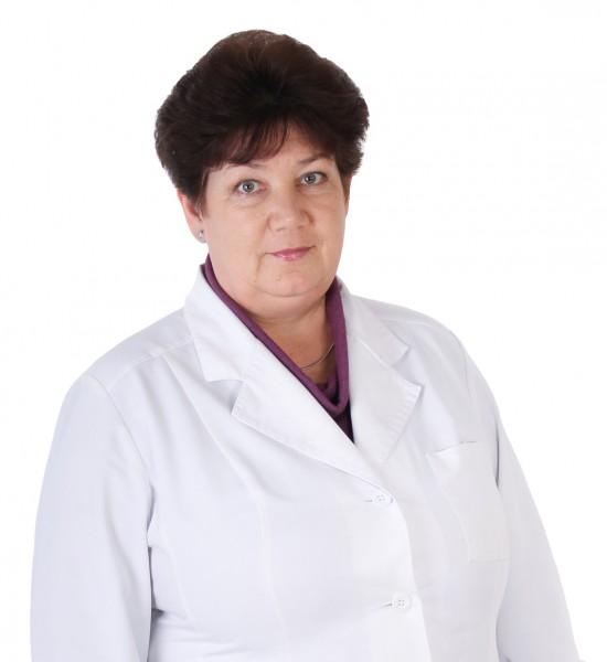 Фадеева Тамара Николаевна