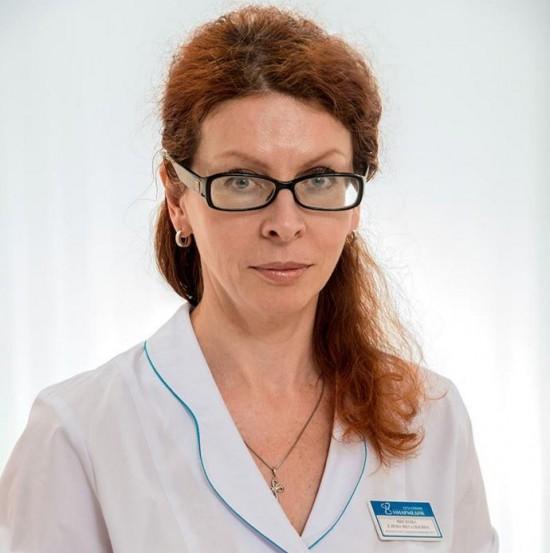 Вискова Елена Витальевна