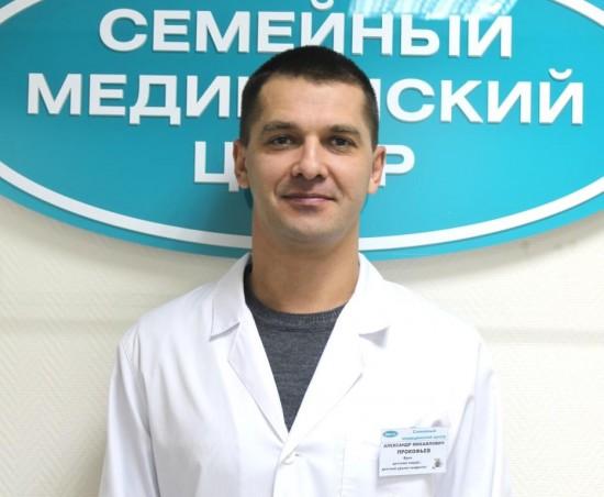 Прокофьев Александр Михайлович