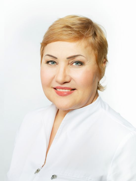 Шафигуллина Фаина Романовна