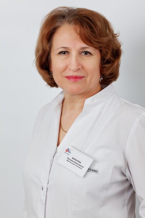 Баранова Татьяна Николаевна