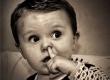 Посторонний предмет в носу ребенка