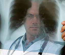Легкие курильщика изменяются на генном уровне
