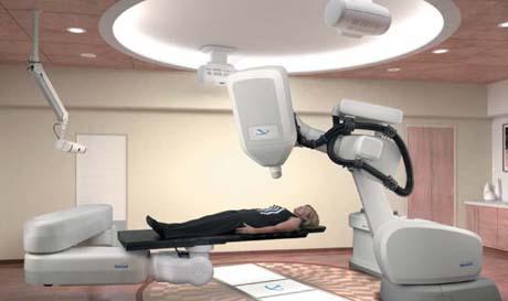 В Челябинске онкологические заболевания будут лечить «киберножом»