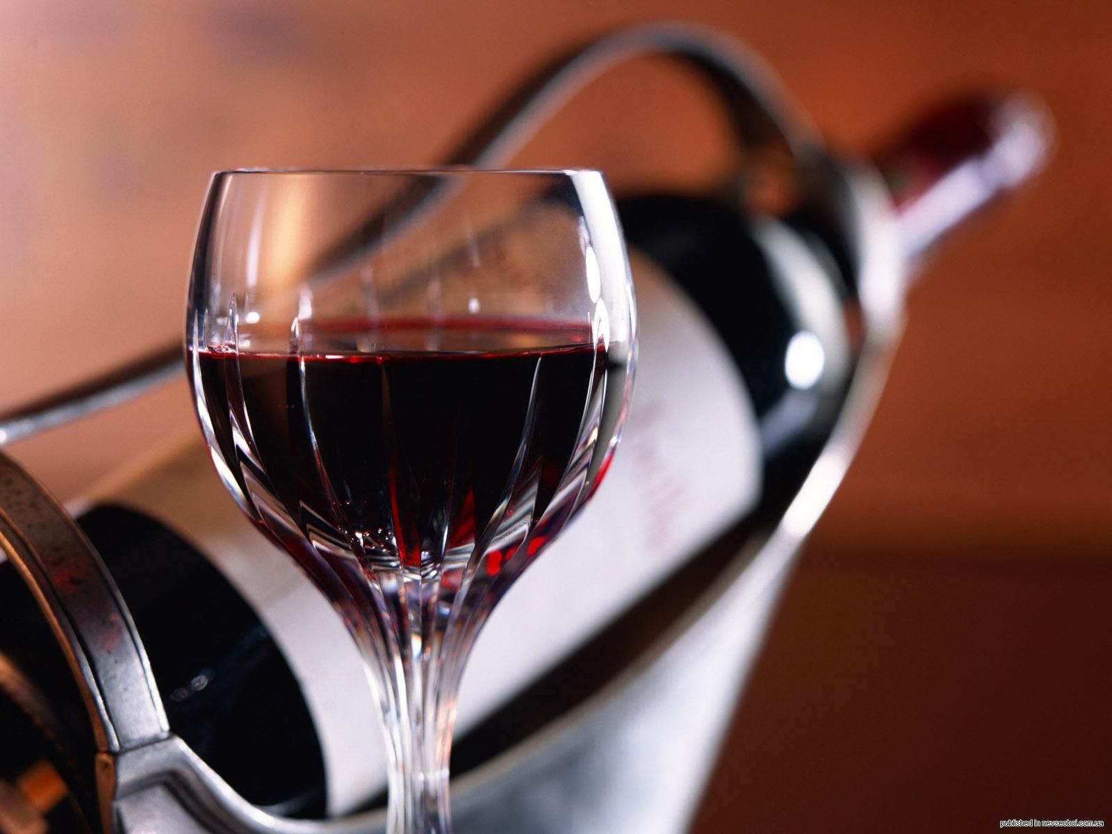 Какими целебными свойствами обладает красное вино?