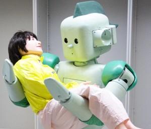 Роботы на замену медсестрам