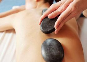 Стоунтерапия: обретение покоя
