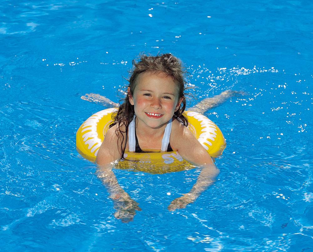 Дети-астматики и плавание