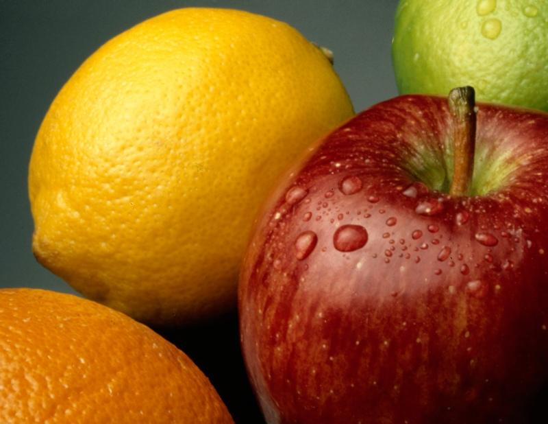 Вместо лекарств – фрукты