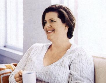 Чтобы похудеть, нужно изменить отношение к себе