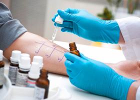 Игольный тест (прик-тест)