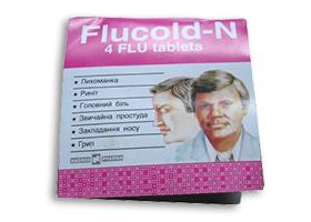 Флюколд 4 таблетки инструкция по применению