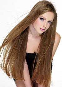 Типы и виды волос