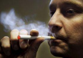 Курение провоцирует шизофрению