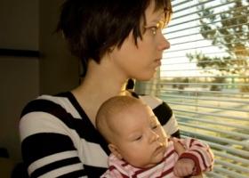 Склонность к послеродовой депрессии определит анализ крови