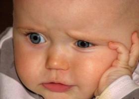 Крапивница у новорожденных