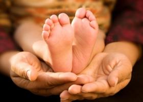 Плоскостопие у маленьких детей