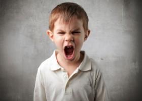Эмоционально-неуравновешанный ребенок