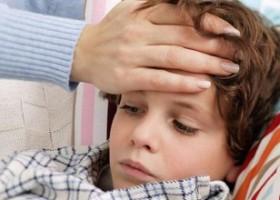 Помощь при лихорадке и перегреве у детей