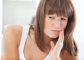 Зубная боль при кариесе