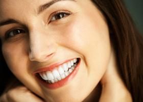 Здоровые белые зубы