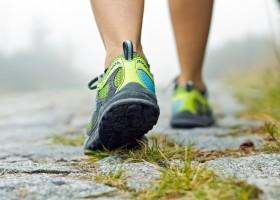 Ходьба полезна так же, как и бег