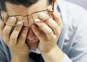 Болит голова и глаза