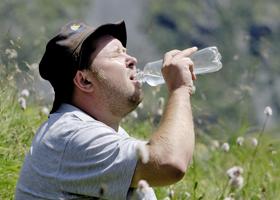 Желание утолить жажду