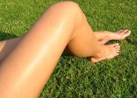 Дерматофиброма на ногах